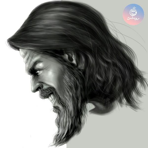 سفارش طراحی شخصیت با قلم نوری digital painting