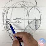 کلاس حضوری آموزش طراحی چهره (عادی و VIP)