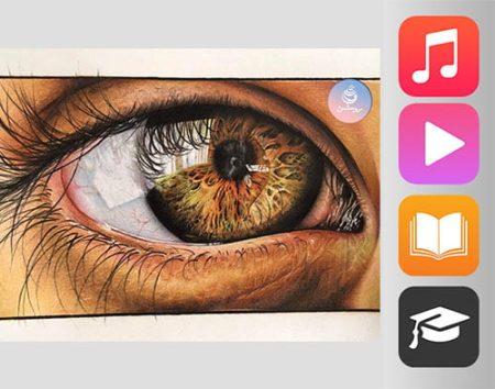بسته نقاشی مداد رنگی ۲ (آپدیت ۱-14 dvd)