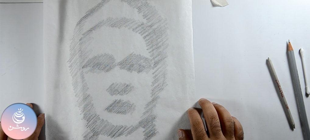 فیلم کپی بکنیم یا نکنیم؟ - ۵ روش انتقال طراحی روی کاغذ