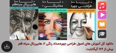 فروش ویژه نقاشی چهره