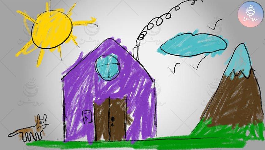 آموزش نقاشی حرفه ای کودکان ؛ ۵ توصیه مهم برای پدر، مادر و مربیان