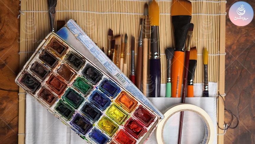 آموزش نقاشی حرفه ای با آبرنگ را چگونه شروع کنیم؟ و تاریخچه آبرنگ