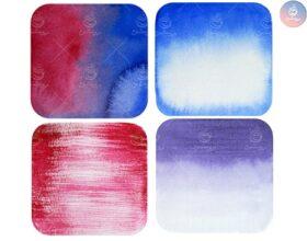 چهار تکنیک نقاشی آبرنگ برای شروع اصولی رنگ آمیزی